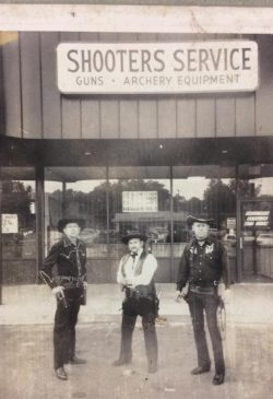 Shooters Service Storefront